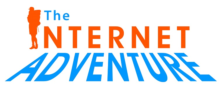 The Internet Adventure Logo